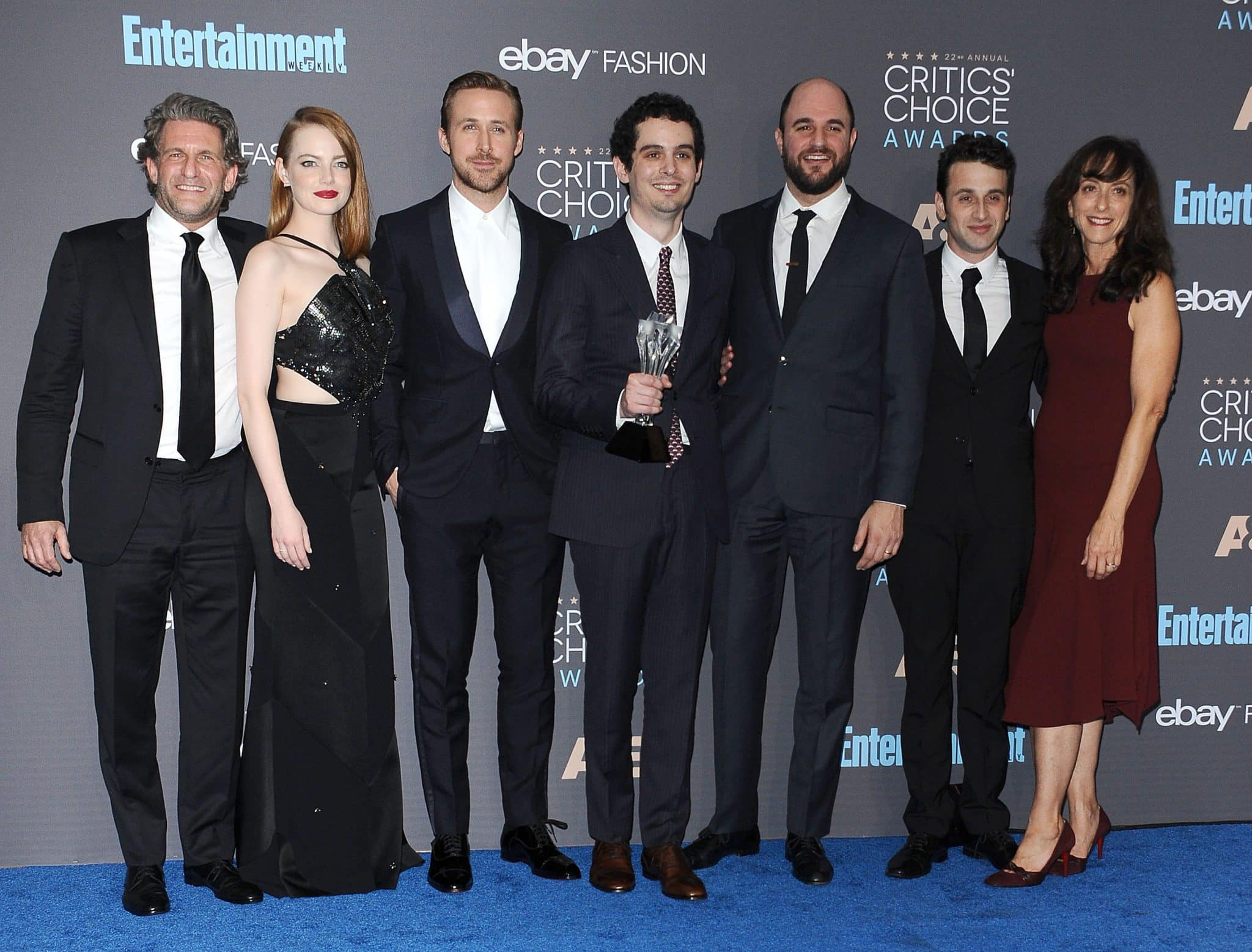 Vlaňajším víťazom sa stal film La La Land