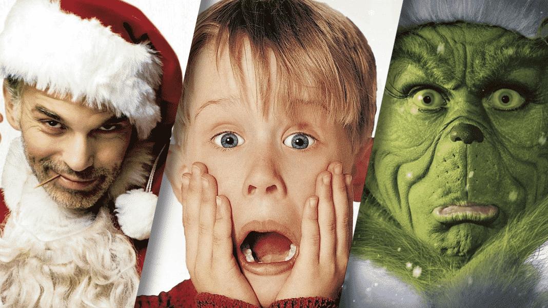 vianočné komédie