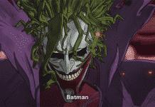 trailer na batman ninja