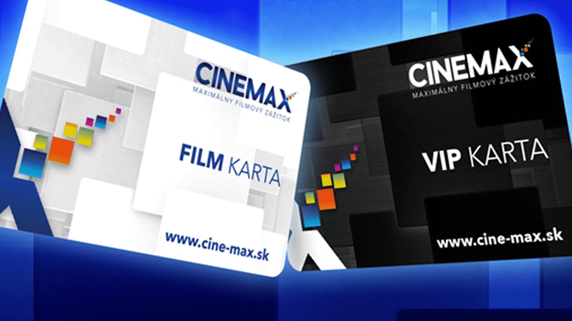 Cinemax karta