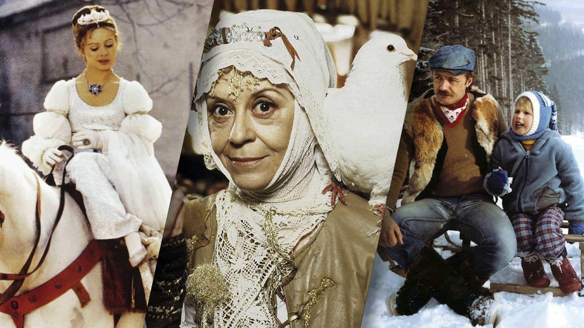 najlepšie české a slovenské vianočné filmy