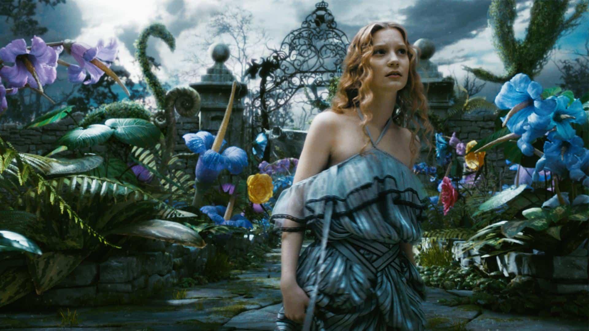 Fantasy hudba z Alice v Krajine zázrakov dokáže privodiť až zimomriavky.