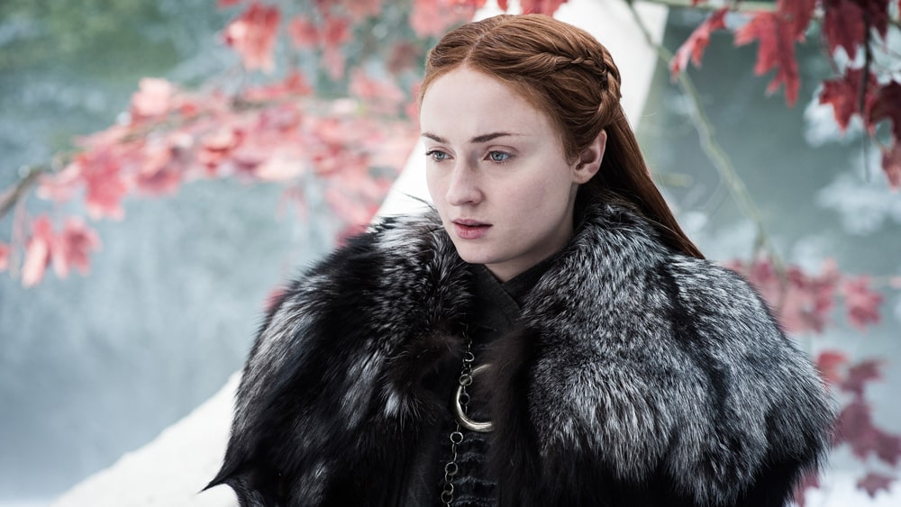 Sansa Ôsma séria Game of Thrones