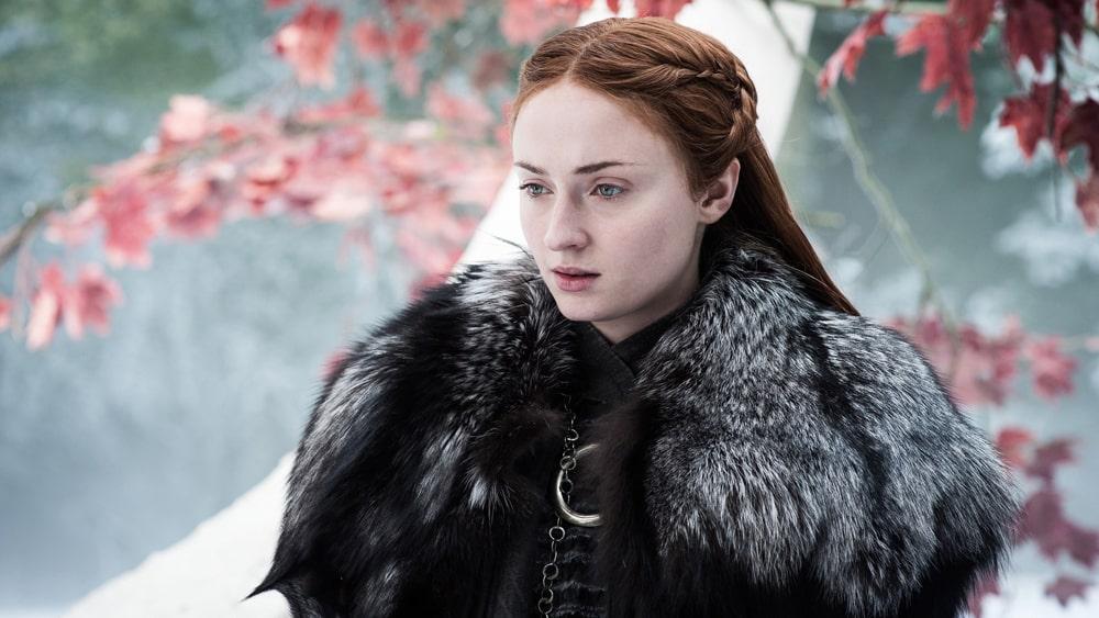 Sansa Ôsma séria Game of Thrones