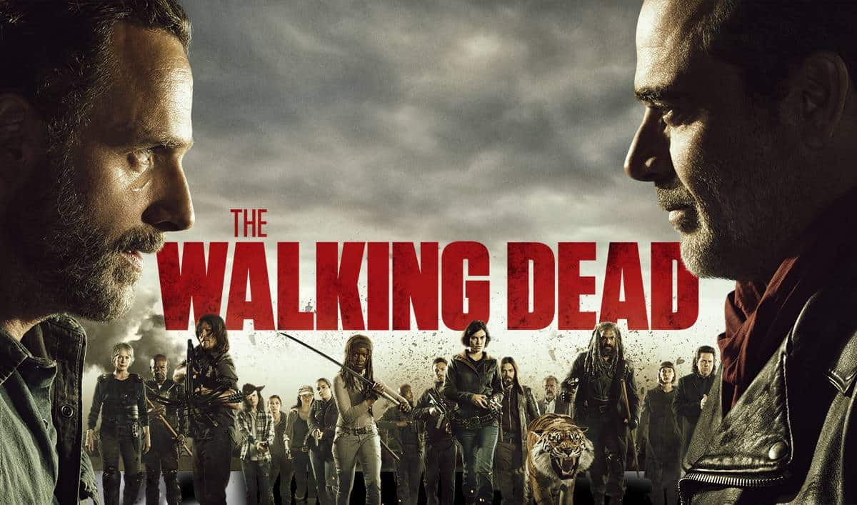 8. séria The Walking Dead