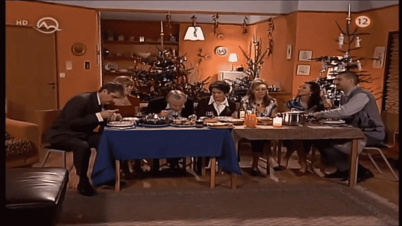 Vianočné epizódy seriálov