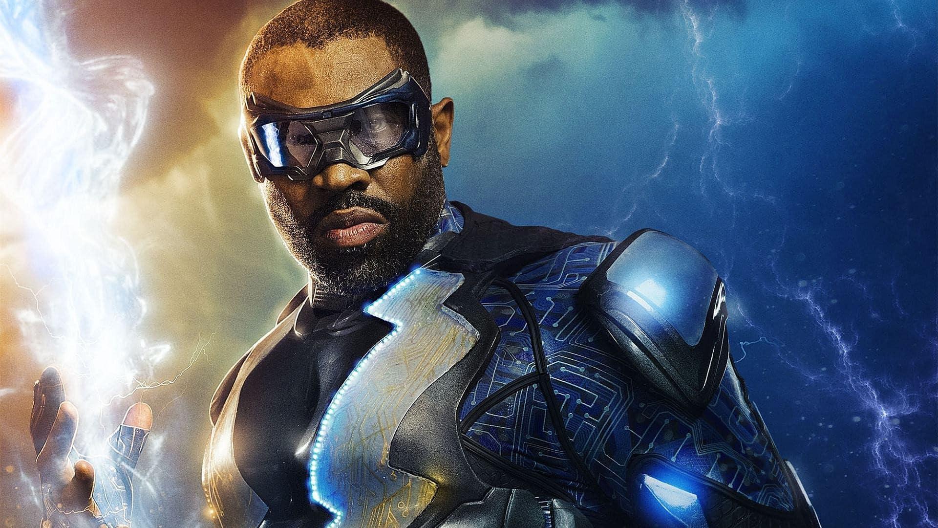 Nový hrdina Black Lightning