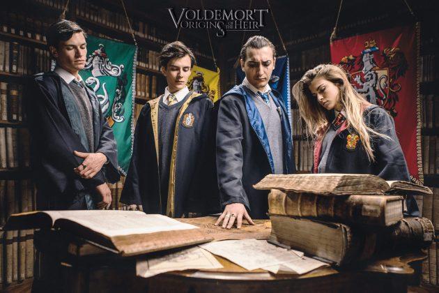 Oficiálne fotky z filmu
