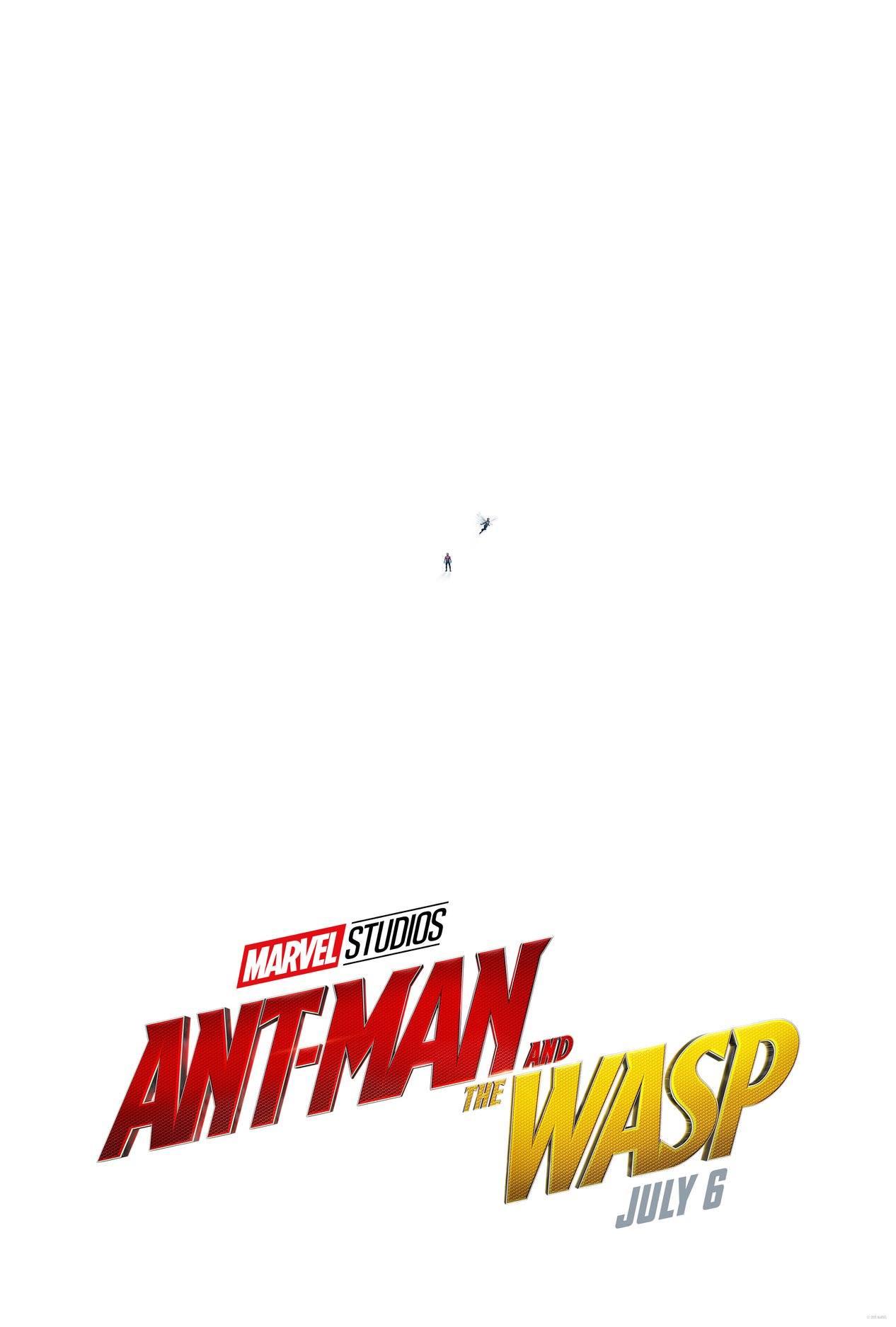 Prvý oficiálny plagát na 18. marvelovku Ant-Man and the Wasp