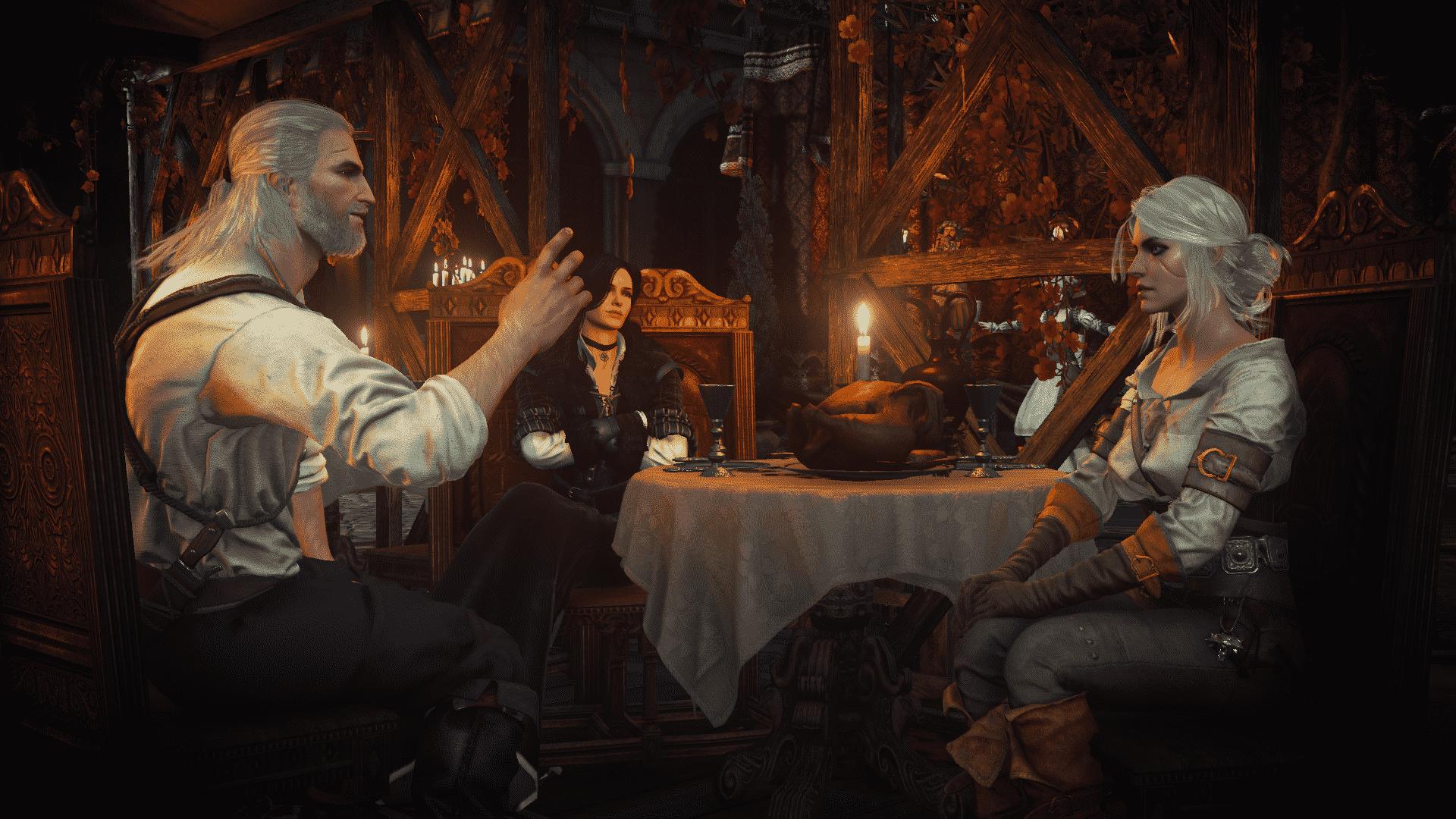 pilotný diel seriálu The Witcher