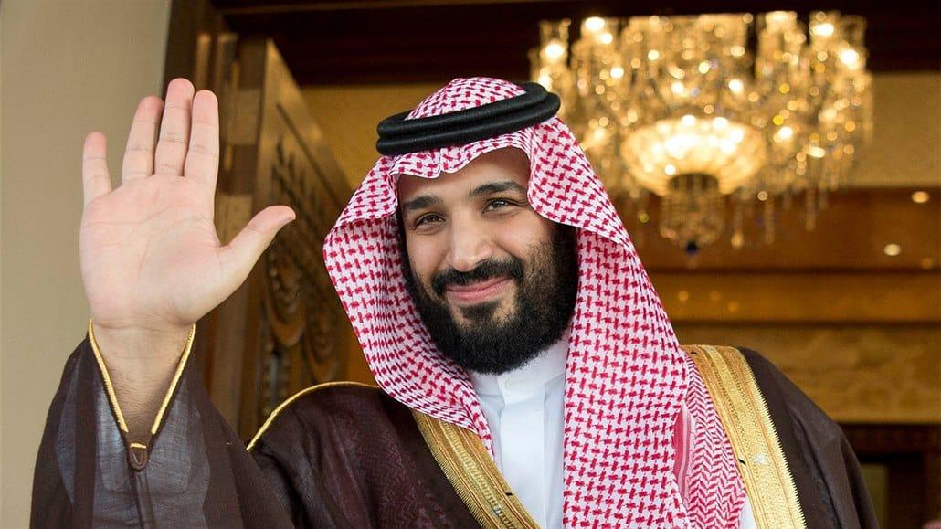 korunný princ Muhammad bin Salmán
