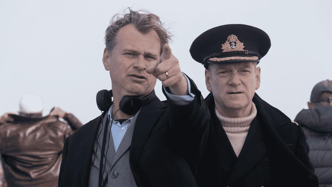 režisér Christopher Nolan