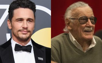 James Franco a Stan Lee