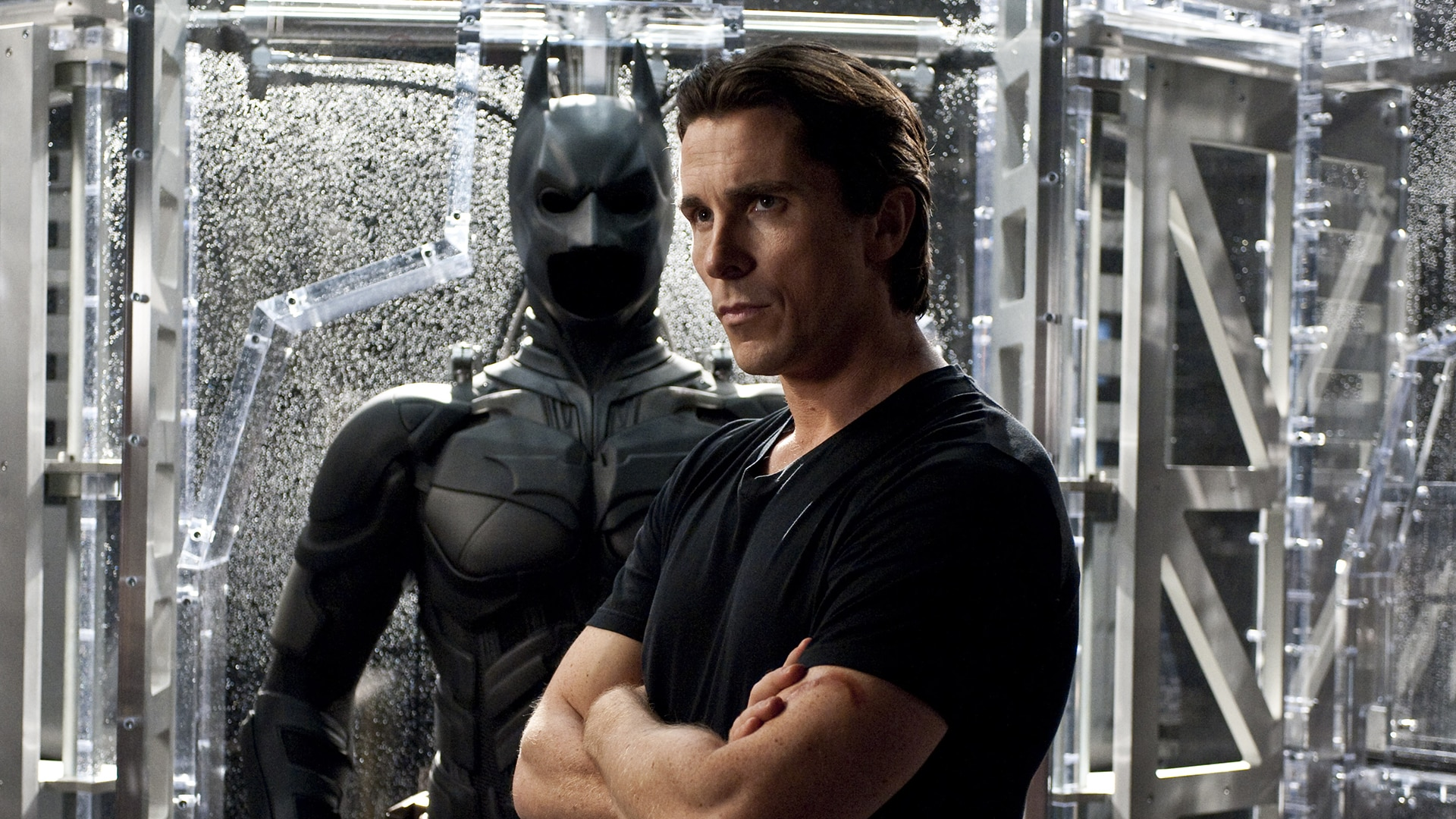 návrat temného rytiera the dark knight rises christian bale