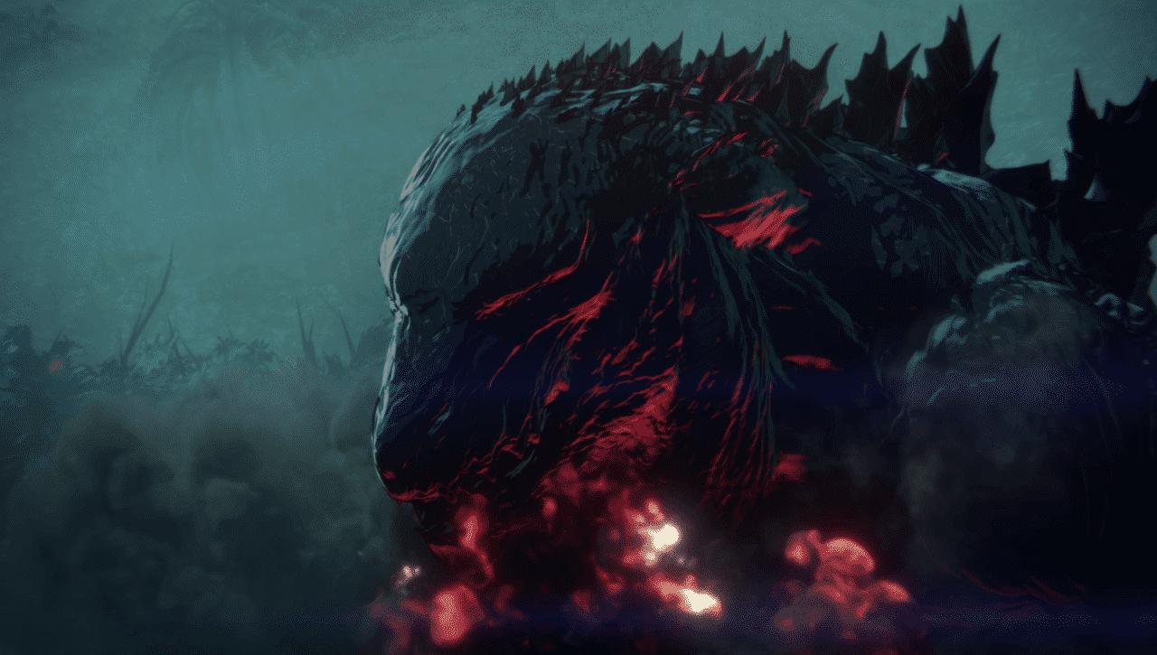 Samotná Godzilla naháňala strach