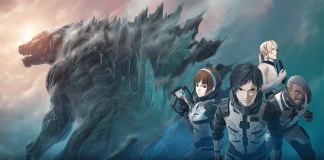 Godzilla: Planet of the Monsters RECENZIA