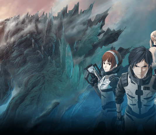 Godzilla: Planet of the Monsters RECENZIA