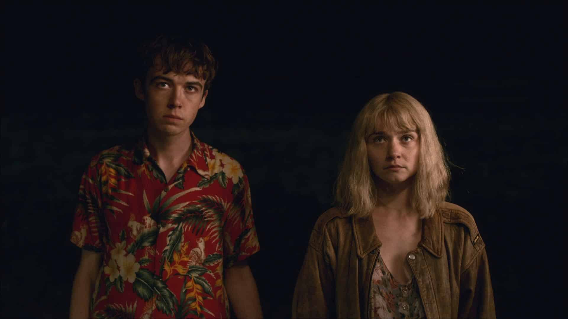 Druhá séria seriálu The End of the F***ing World