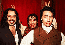 seriál what we do in the shadows