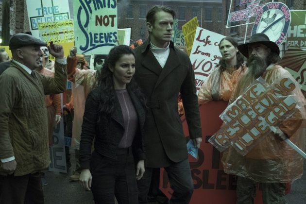 Altered Carbon od Netflixu