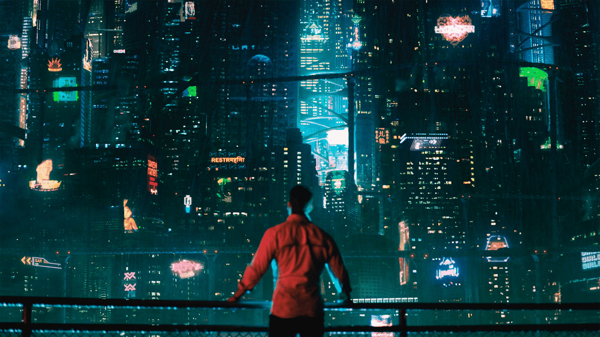 Altered Carbon od Netflixu
