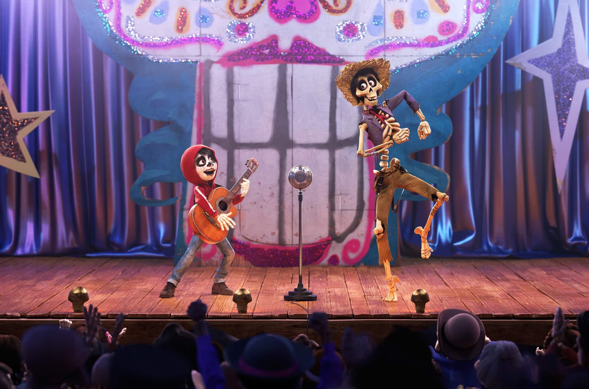 Čaro Pixaru, aké milujeme