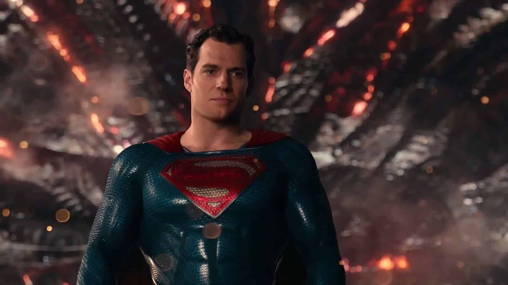 justice league blu-ray superman
