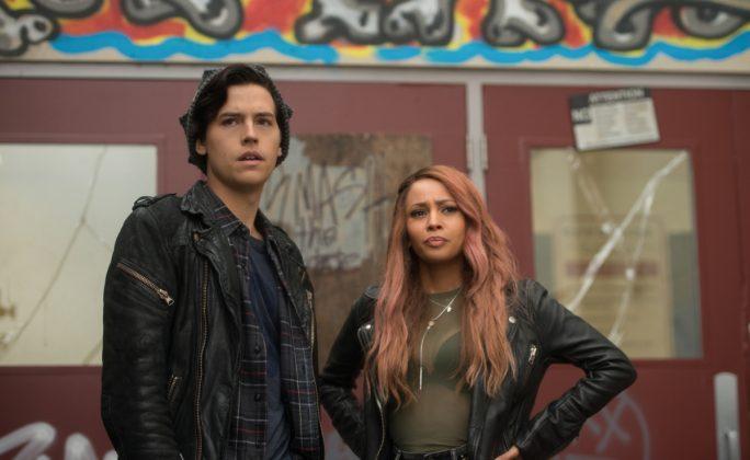 nové fotky zo seriálu riverdale