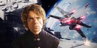 Peter Dinklage v star wars