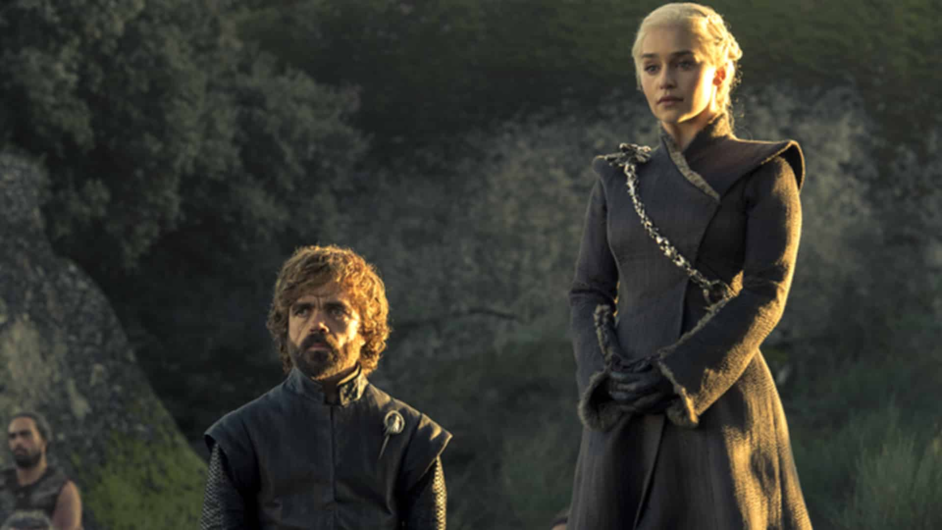 koniec fantasy série Game of Thrones