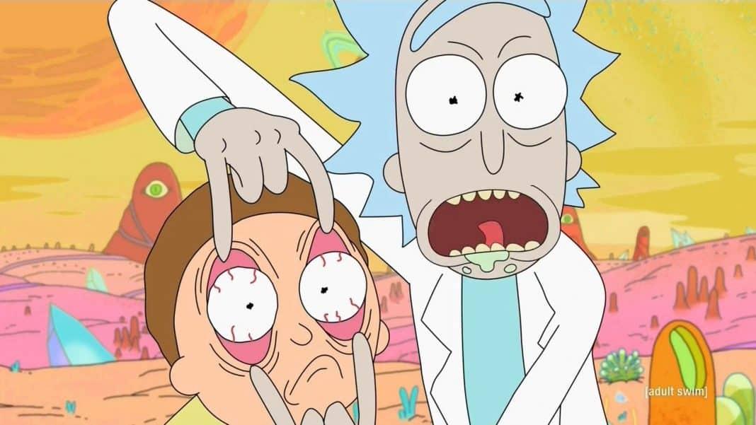 Štvrtá séria seriálu Rick & Morty