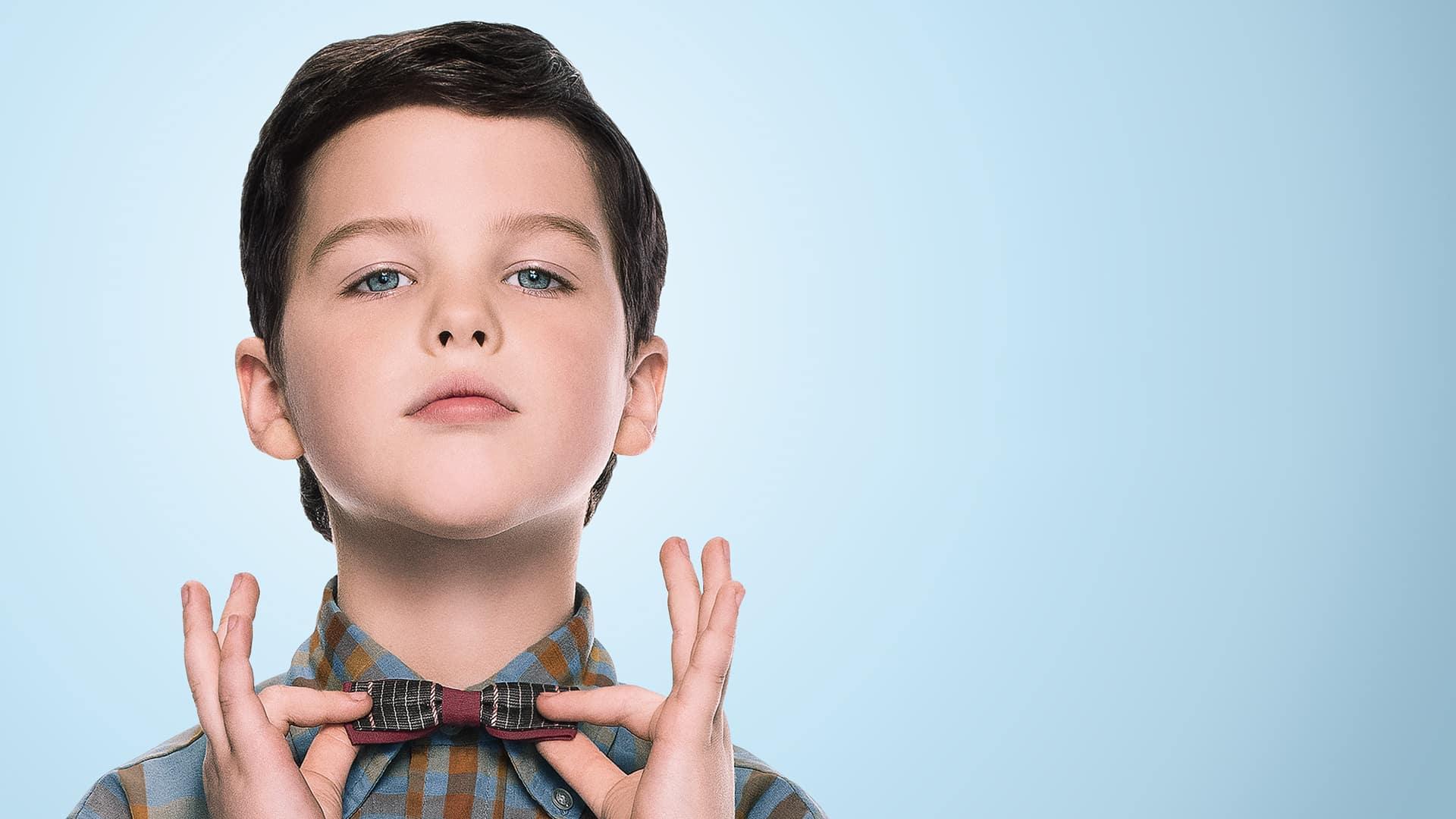 Druhá séria seriálu Young Sheldon