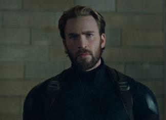 captain america avengers infinity war dĺžka