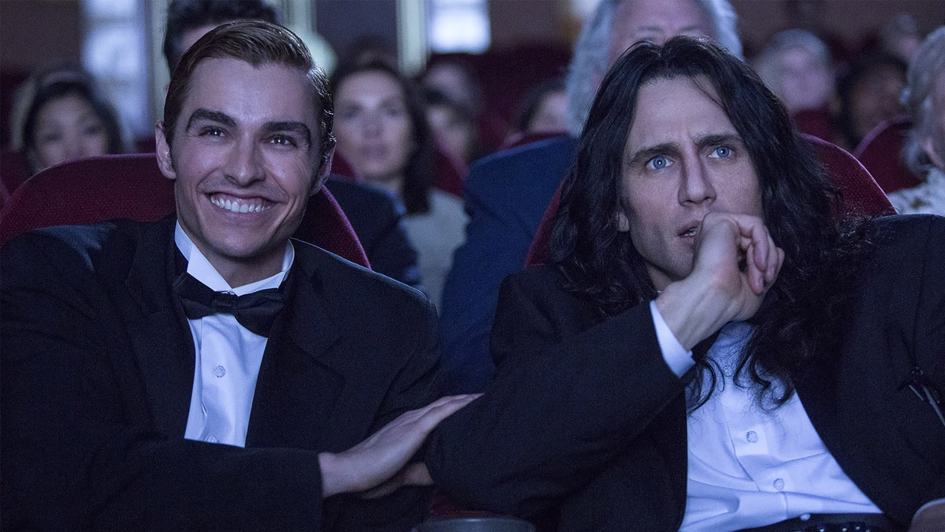 the disaster artist recenzia