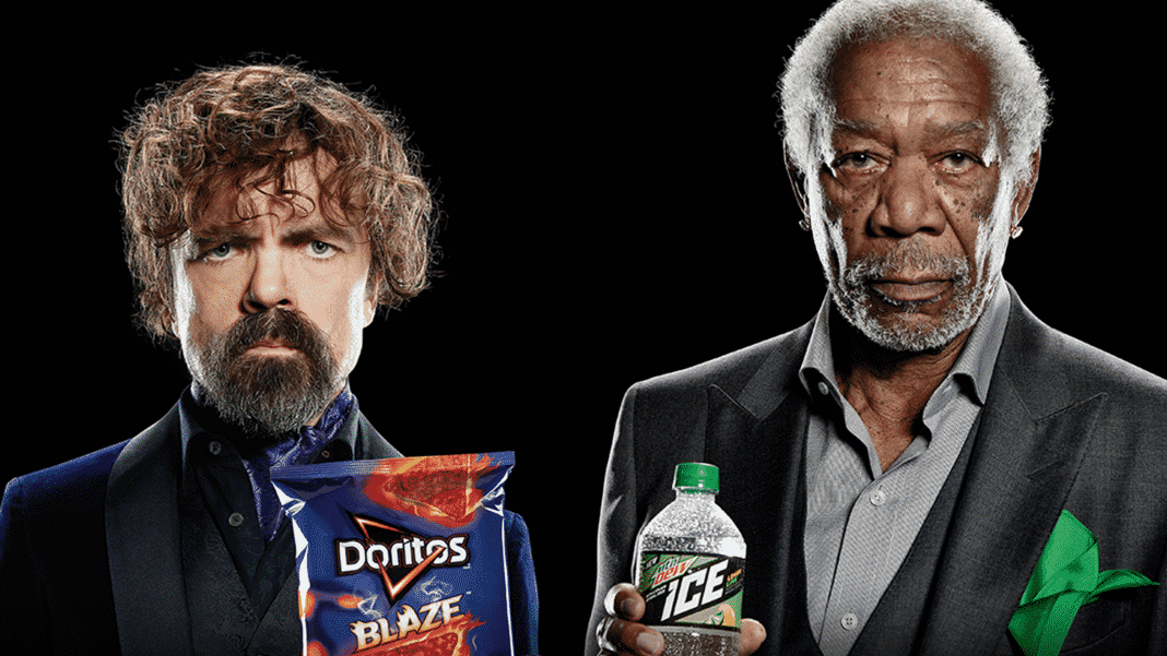 Peter Dinklage a Morgan Freeman