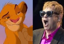leví kráľ elton john