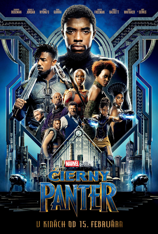 Čierny panter (Black Panther)