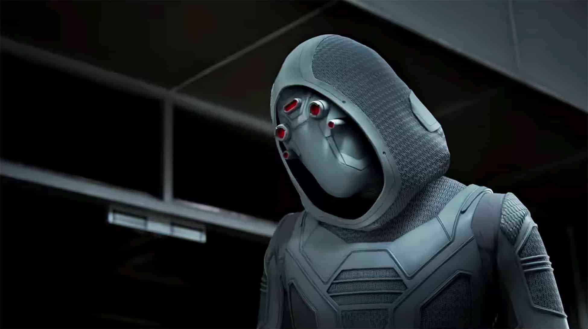 Ghost, záporák filmu Ant-Man and the Wasp