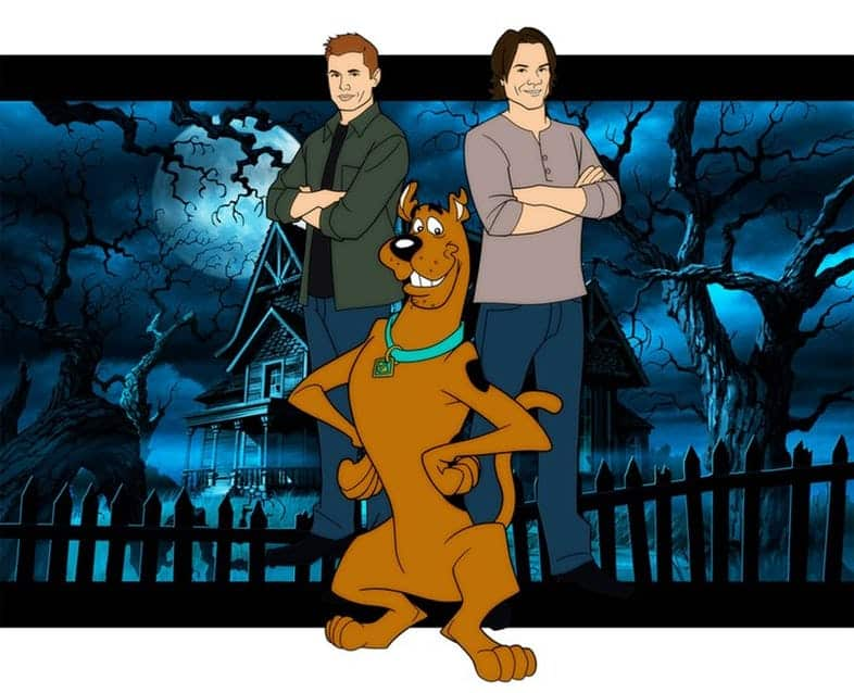 Scooby-Doo-Supernatural-Crossover