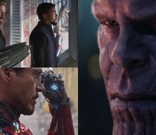super bowl trailer na avengers: infinity war
