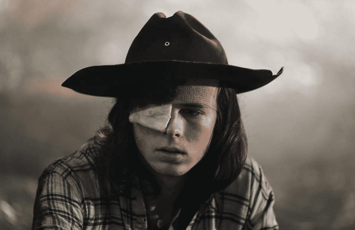 Carl Promo The Walking Dead