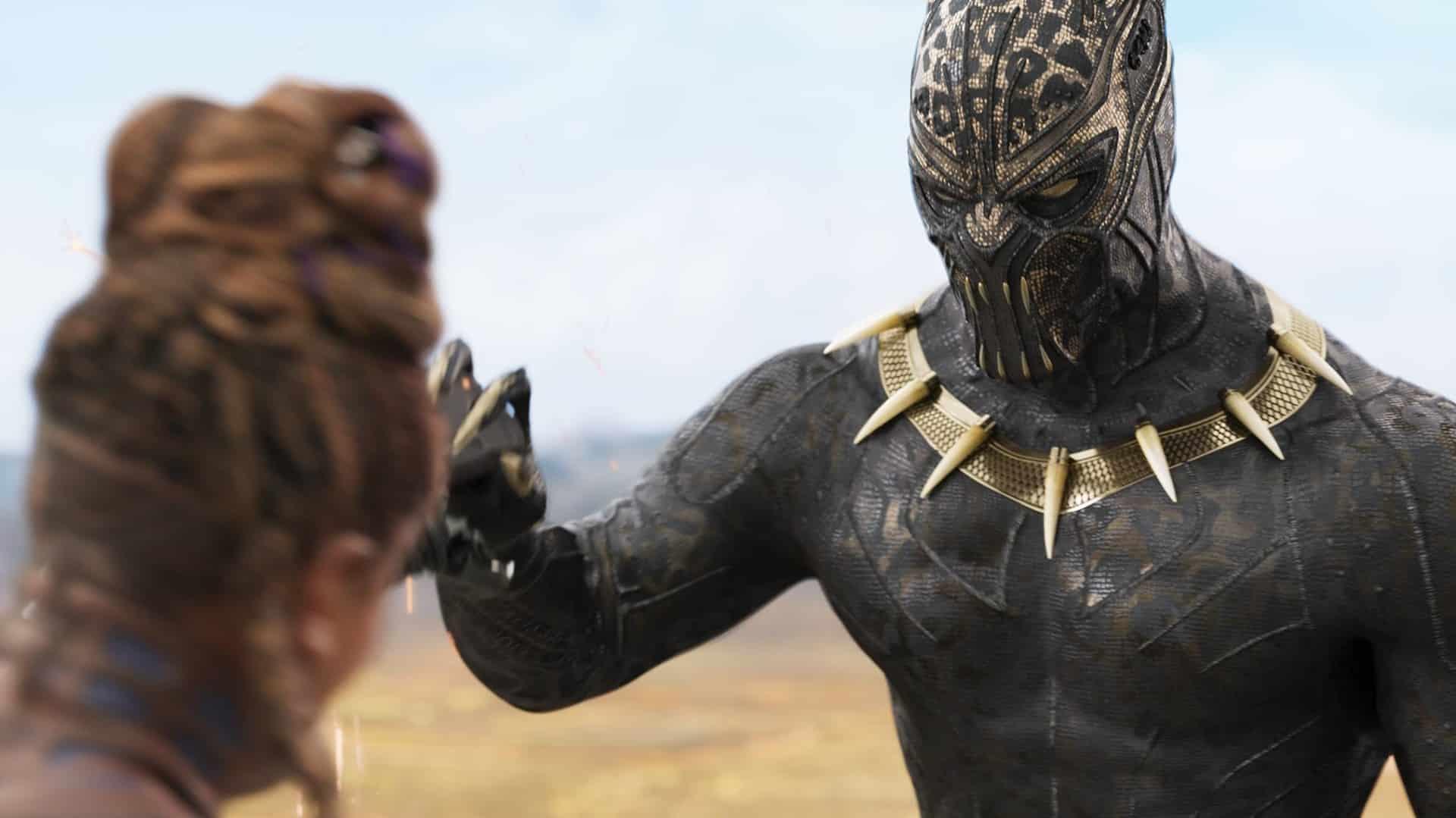 Kendrick Lamar vo filme Black Panther 2