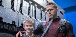 Deadpool návšteva organizácii