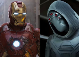 ghost iron man ant-man and the wasp