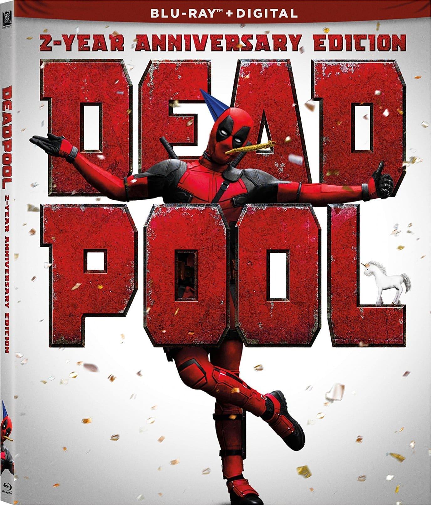 Deadpool - 2 year anniversary edition