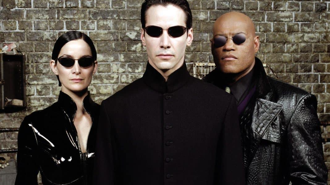 pripravované matrix filmy
