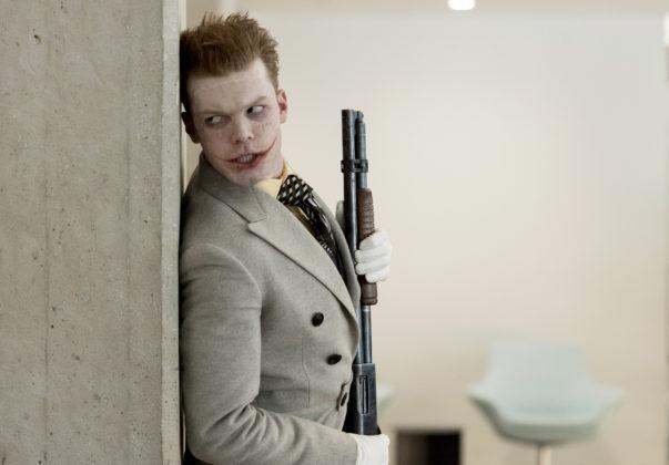 Jokerov príchod do Gothamu