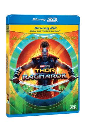 Thor: Ragnarok na 3D Blu-Ray (+2D)