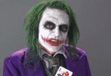 Tommy Wiseau ako nový joker