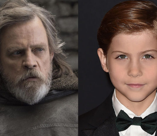mark hamill mladý luke skywalker